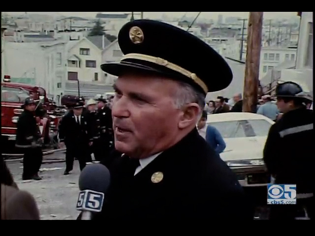 1969 Fire Captain discusses York Street House Explosion