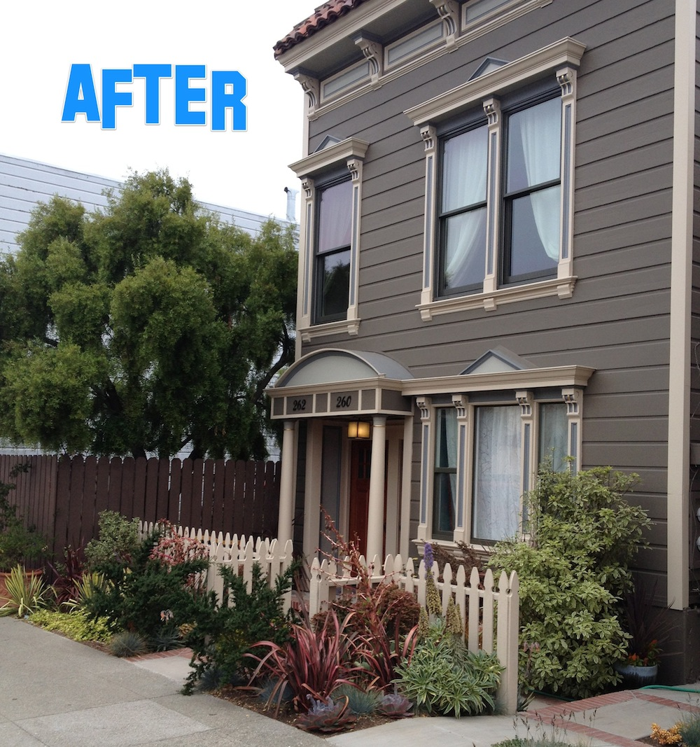 Home Makeover Tv Show: Before And After: Backstage During The Curb Appeal Home