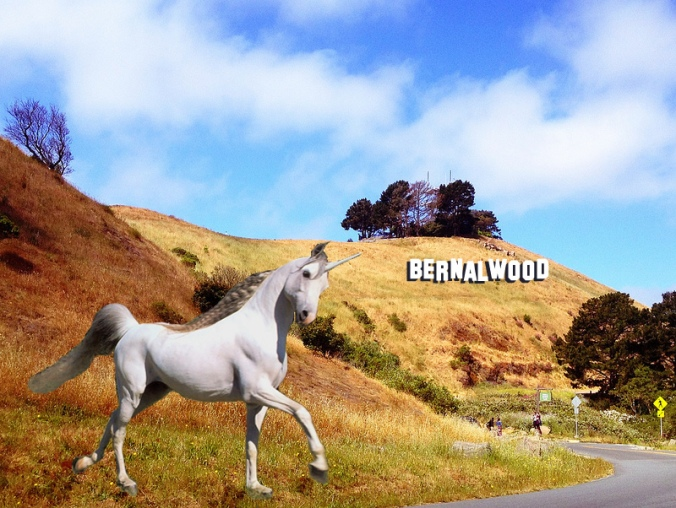 Bernalwood.Unicorn