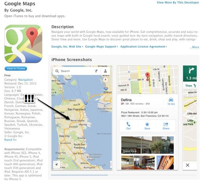 GoogleMaps.BernalShot 2