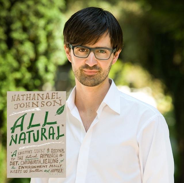 Nathanael Johnson portrait