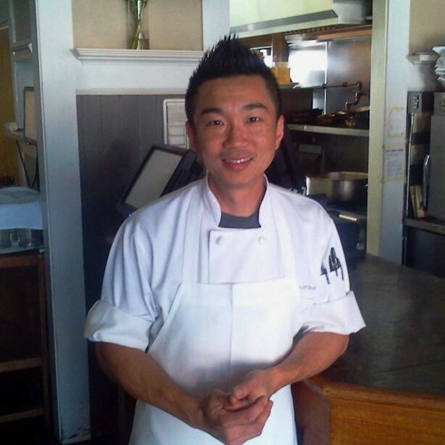 Meet Chad Kaneshiro, the New Chef at the Liberty Cafe