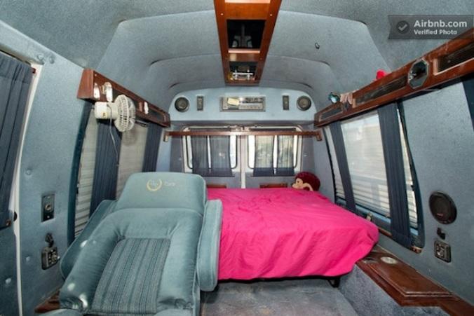 airbnbvan