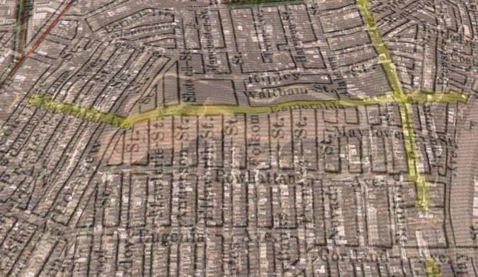 Esmeralda plan 1924