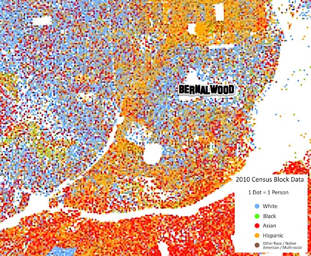 Bernal.2010census.overlay