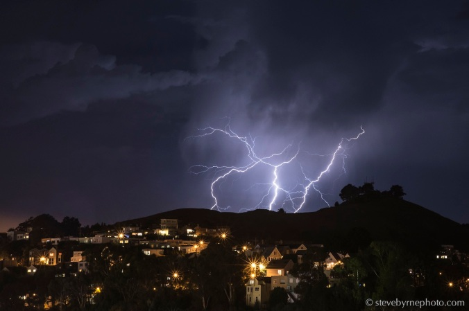 Lightning Over Bernal-2