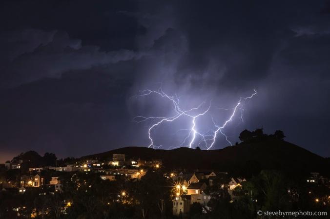 Lightning Over Bernal-2