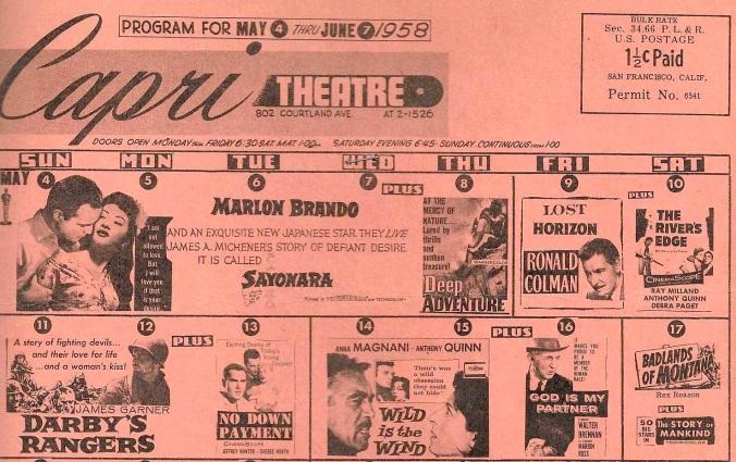Capri-May-June-1958-header