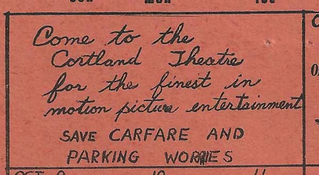 Cortland 1955 Save-carfare-Bwood