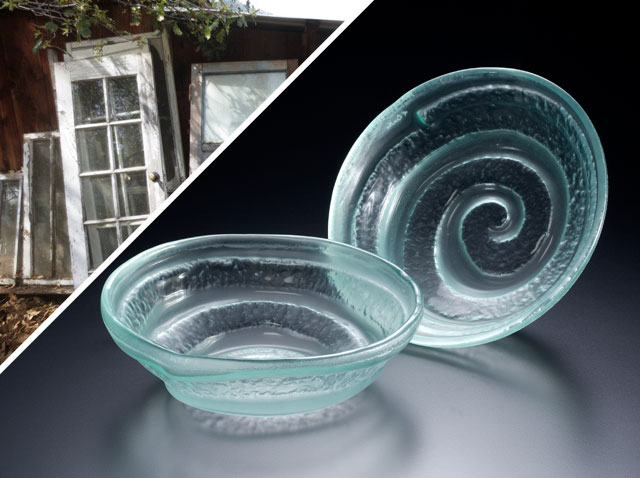 RecycledGlassworks_Windows2Bowls
