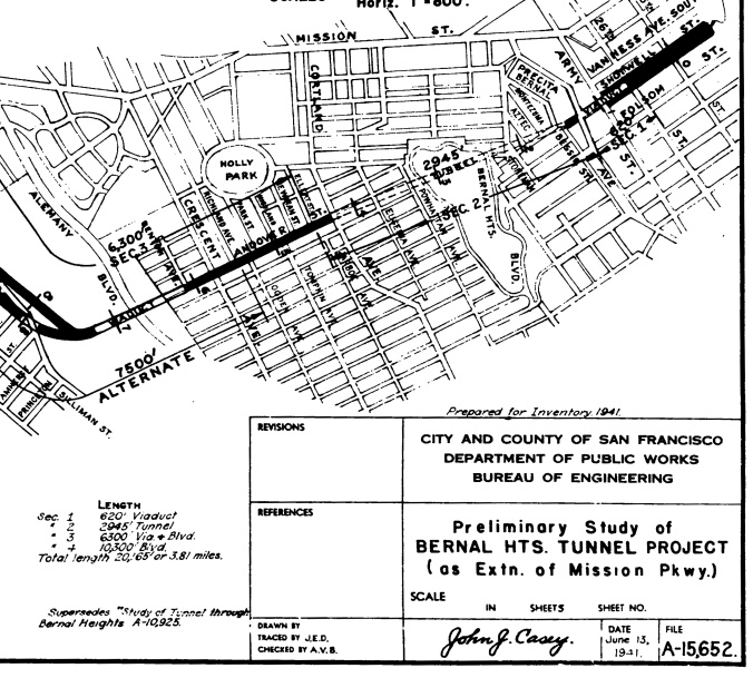BernalTunnel.1941.detail