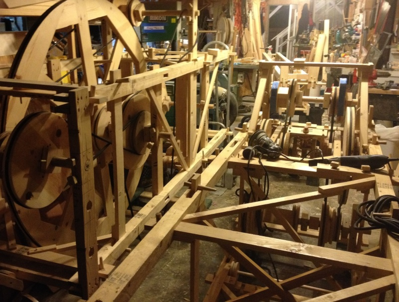 wood machine