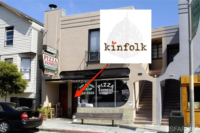 Kinfolk to Convert from Popup to Permanent Inside Former Pizza Express