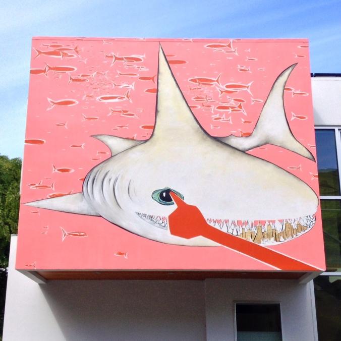 muralshark