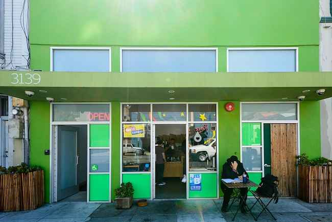 Coffee Shop Named Best Coffee Shop in Bernal Heights