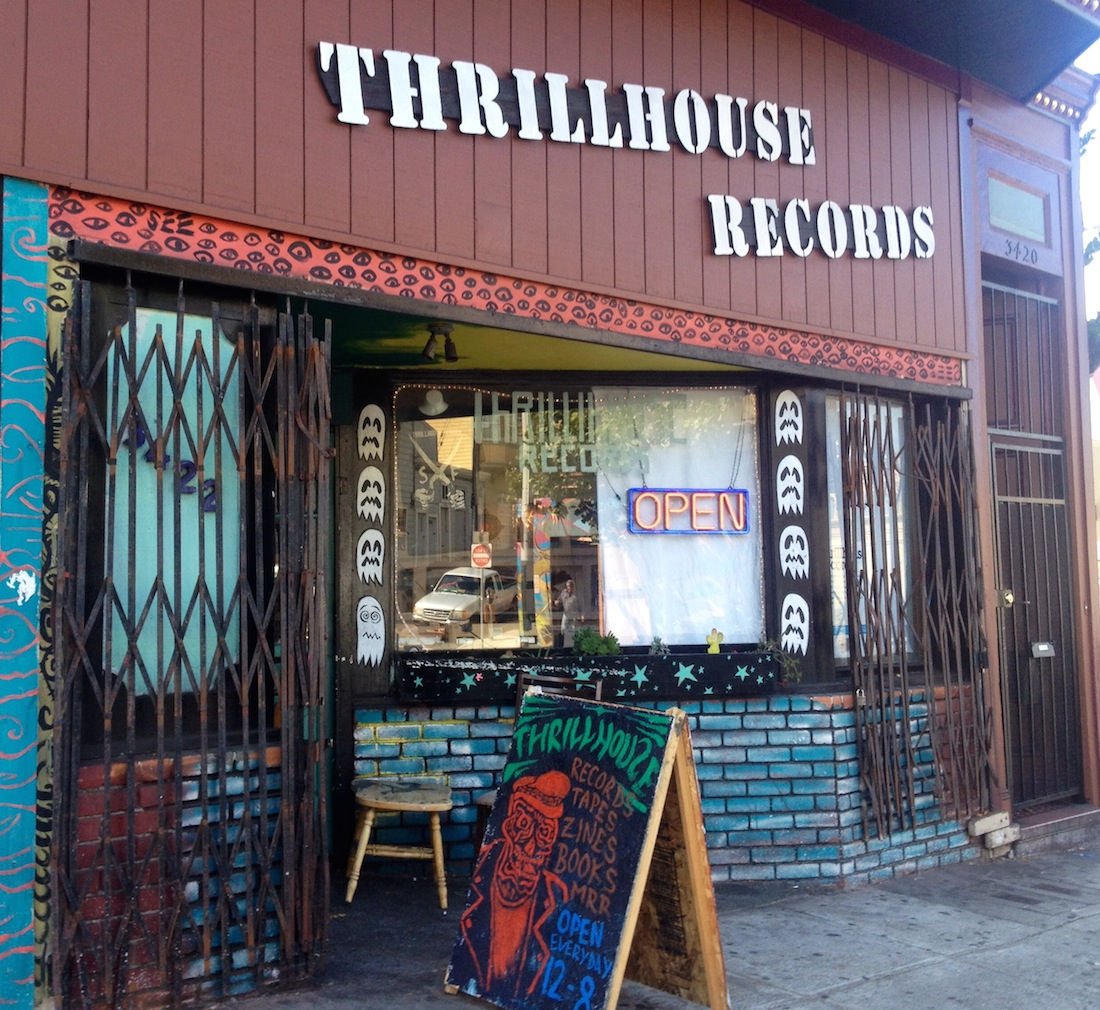 Blast From the Past: Thrillhouse Records