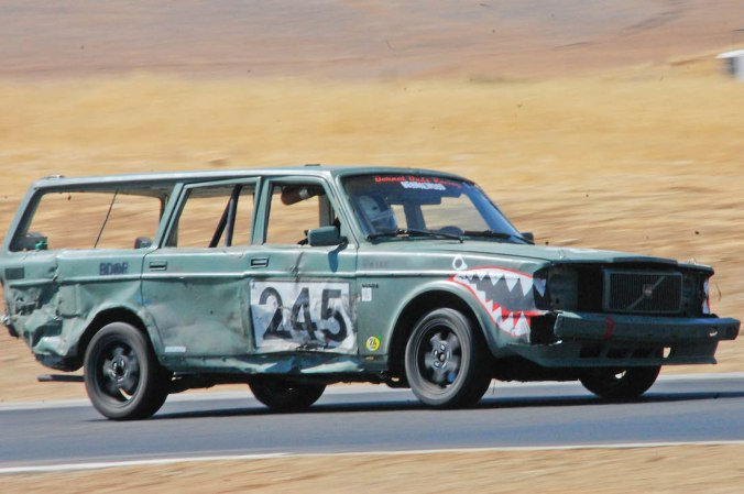 LeMons at Thunderhill 2014