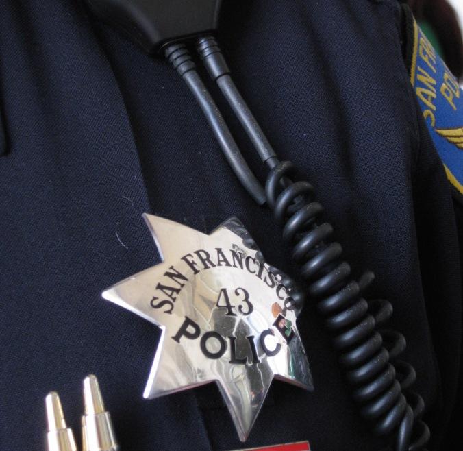SFPDbadgebar
