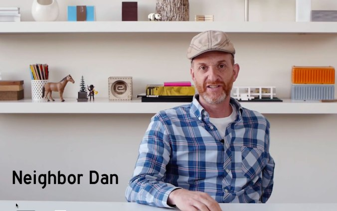 Neighbor Dan