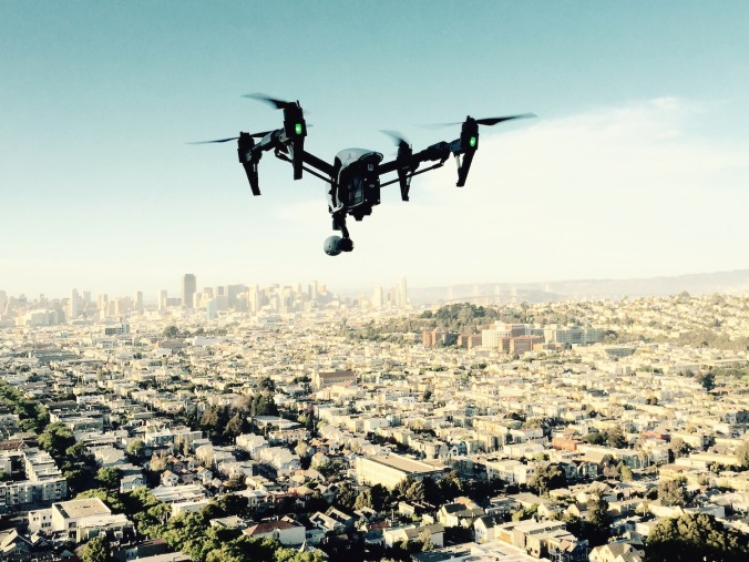 bernaldrone