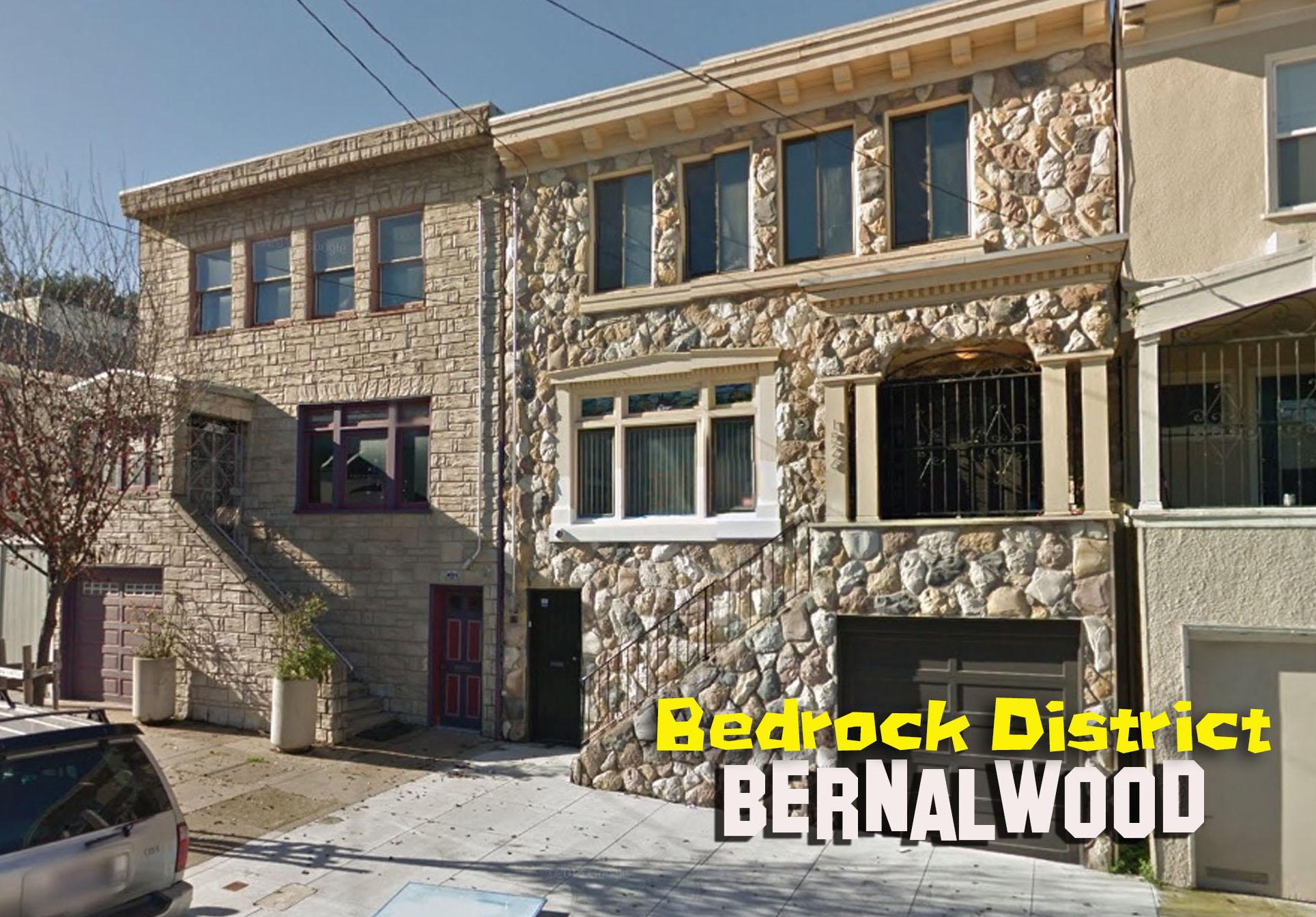 Bernal heights district lesbian