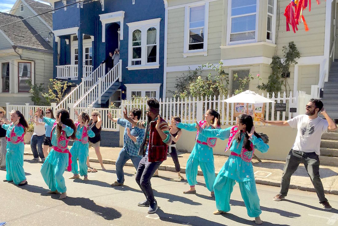 There Was Dancing In The Streets At The 2015 Elsie Street