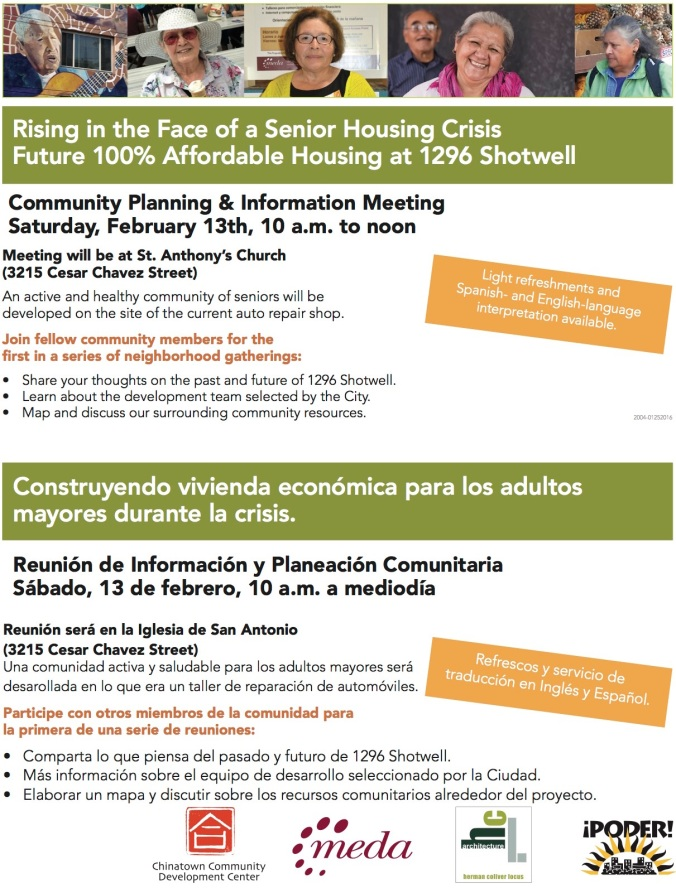 2004-01252016_CRE-1296 Shotwell Community Planning - Information Meeting Flier_v3