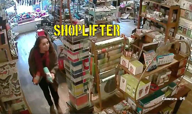 Shoplifter.heartfelt
