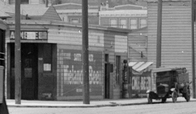 Exploring pre war precita park by streetcar bernalwood for Acme salon san francisco